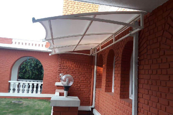Fixed-Awning
